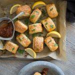 Turkey meatballs, burgers, sausage rolls