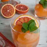 Blood orange jelly