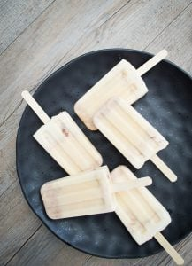 Anzac Cream Popsicle