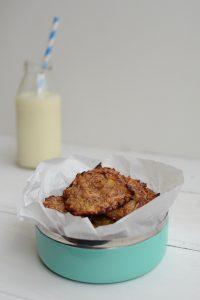 Two Ingredient Coconut Cookies