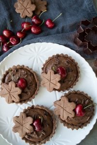 Rich Chocolate Tarts