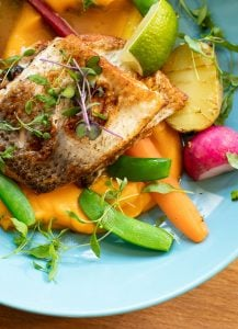 Fish-simple ways to enjoy it. Simply prepared fish makes for such a quick and easy meal to enjoy with a cracking side dish of vegetables or salad.