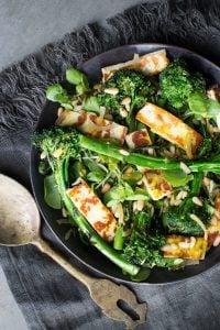 Well Nourished | Asian Mango Salad recipe