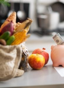 Healthy eating on a budget takes a little organisation and forethought and here are some tips to save money, whilst still eating well.